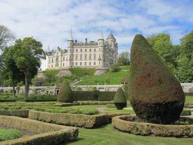 Dunrobin Castle, Highlands - Dunrobin Castle ii