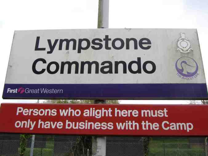 Lympstone Commando, Devon iii